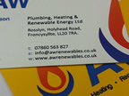 Laminated Business Cards - Print