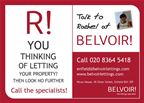 Belvoir - Advert